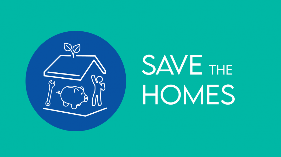 Save The HomesOne-Stop Shops as Citizens' Hubs to support the decision-making process for integrated renovations