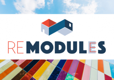 <b>re-MODULEES</b><br>the Retrofitting Market Activation Platform based on the generation of standard modules for energy efficiency and clean energy solutions